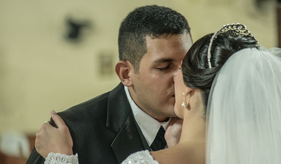 O casamento de Alexandre e Isabelle em Fortaleza, Ceará