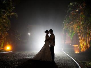 O casamento de Danielle e Edson