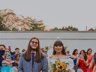 O casamento de Rafa e Wagner