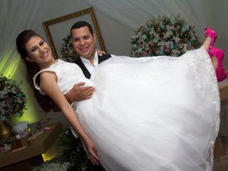 O casamento de Samuel e Lys Mayane