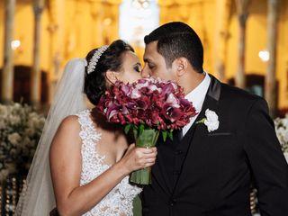 O casamento de Laís e Maxwell