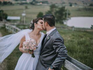 O casamento de Ianka e Daniel