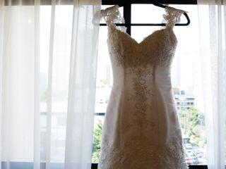 O casamento de Camila e Abner 1
