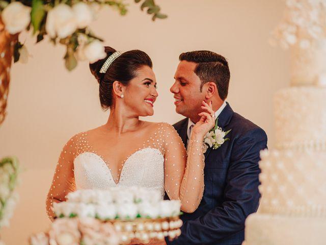 O casamento de Rhanna e Welbreht