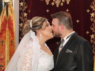O casamento de Santhi e Rafael Bitencourt