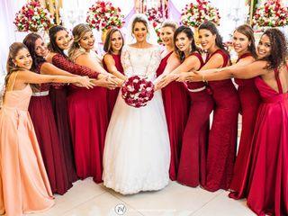 O casamento de Aline Leonardo  e Tiago Southgate 1