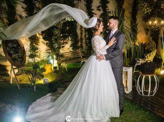 O casamento de Aline Leonardo  e Tiago Southgate