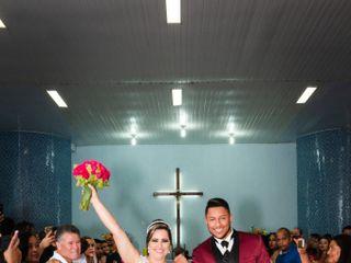 O casamento de Rosiane e Pablo
