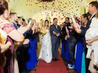 O casamento de Caroline e Alex