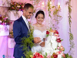 O casamento de Gabriela e Robson