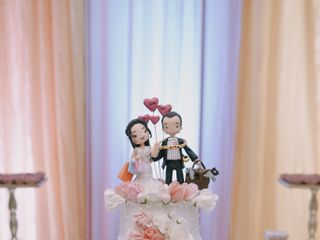 O casamento de Any e Jhonne 1