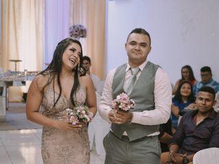 O casamento de Any e Jhonne