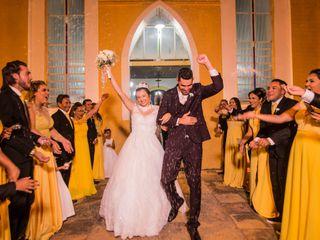 O casamento de Ludimila e Jonatan