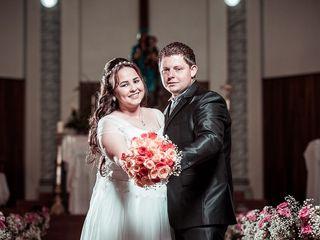 O casamento de Naiara e Adriano