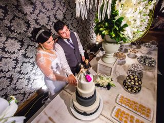 O casamento de Tamara e Vinicius