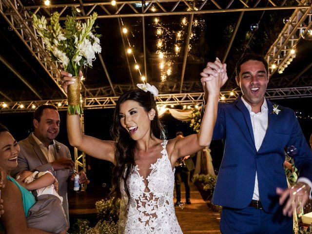O casamento de Karen e Daniel