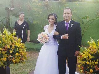 O casamento de Priscila e Matheus 3