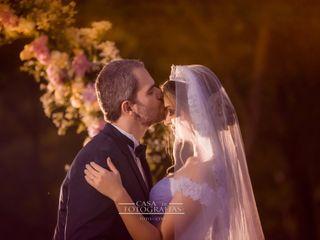 O casamento de Susanne e Jônatas