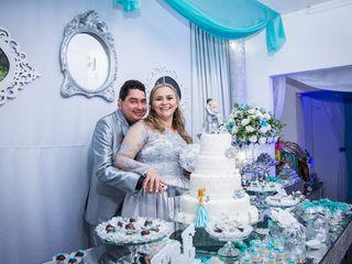 O casamento de Elias e Eliete