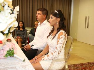 O casamento de Jussara e Sérgio  1
