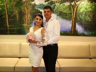 O casamento de Jussara e Sérgio