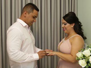 O casamento de Tiago e Larissa 1
