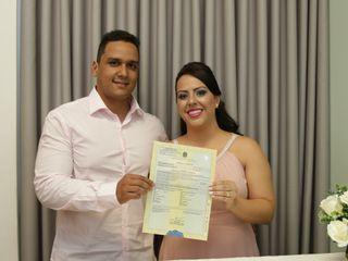 O casamento de Tiago e Larissa 2