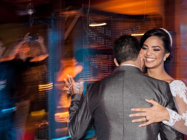 O casamento de Yslaine e Jaquison