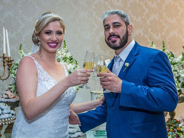 O casamento de Denise e Reinaldo