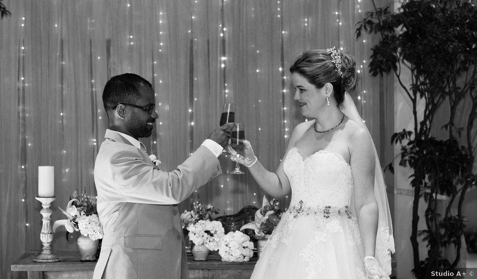 O casamento de Tadeu e Fabriza em Curitiba, Paraná