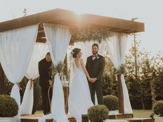 O casamento de Wanessa e Mayck