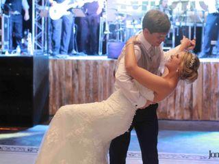 O casamento de Cristiane e Bruno