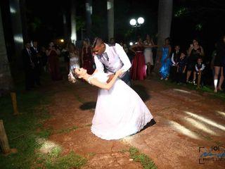 O casamento de Cassia e Alceno
