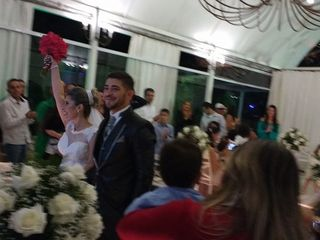 O casamento de Janaina e Lucas 1