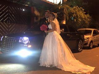 O casamento de Janaina e Lucas