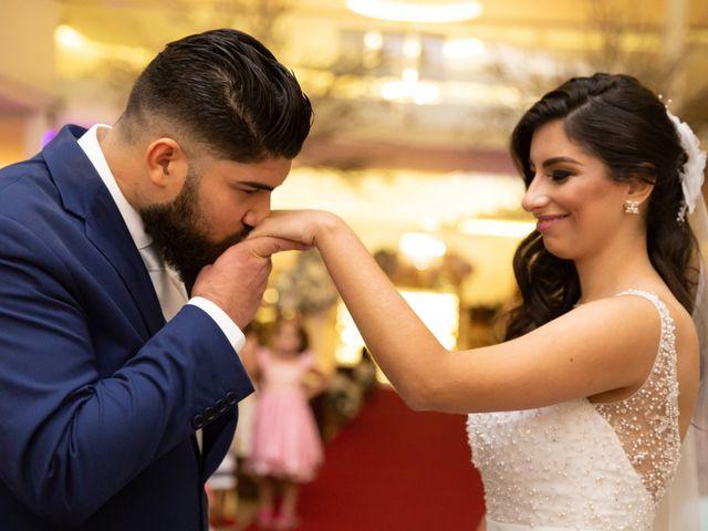 O casamento de Denise e Ronny