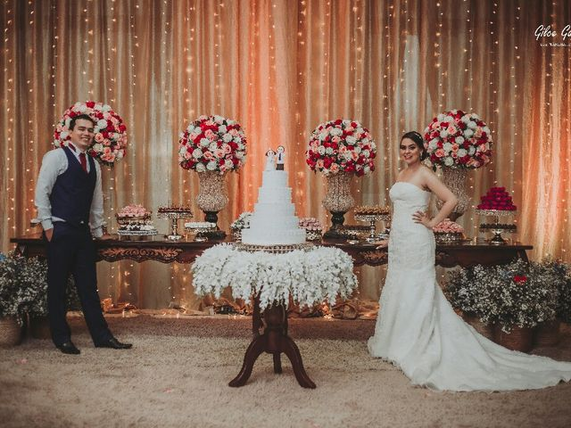 O casamento de Douglas e Maiara em Foz do Iguaçu, Paraná 1