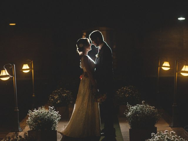 O casamento de Erika e Guilherme
