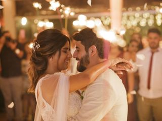 O casamento de Samara e Johnny