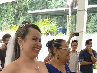 O casamento de Daniela Silva e Alexandre 1
