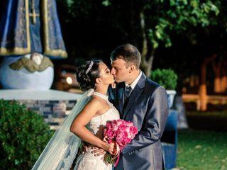 O casamento de Wenda  e Fabio