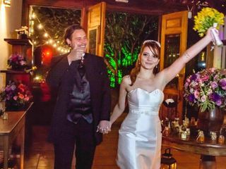 O casamento de Camila e Murilo