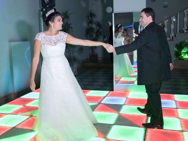 O casamento de Priscilla e Fabio