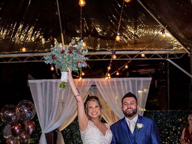 O casamento de Roney e Amanda em Belo Horizonte, Minas Gerais 46