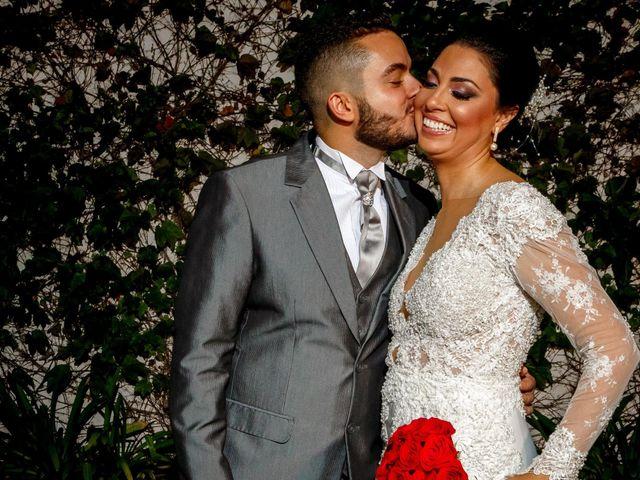O casamento de Rosana e Douglas