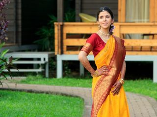 O casamento de Rafaela e Surendra 1