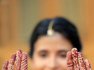 O casamento de Rafaela e Surendra 2