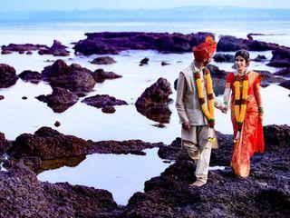 O casamento de Rafaela e Surendra