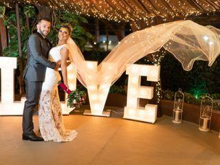 O casamento de Talita e Lucas 3