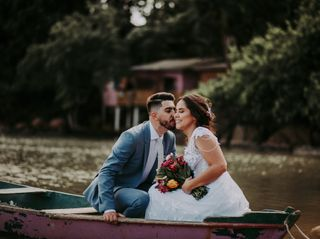 O casamento de Isadora e Gustavo